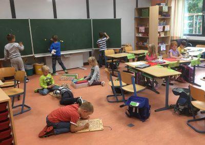 Kinder lernen überall