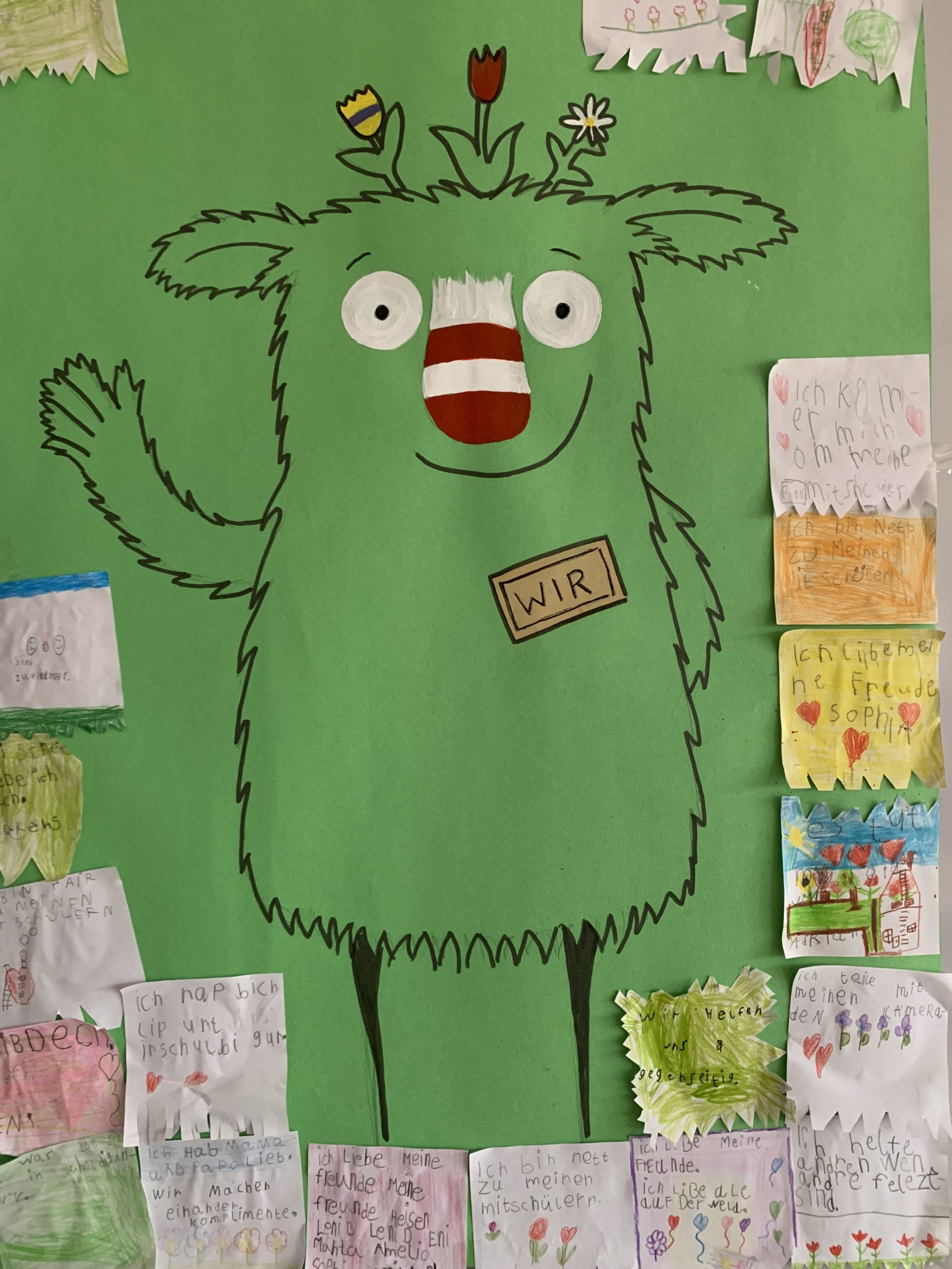 Bild einer Kinderbuchfigur